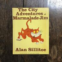 「The City Adventures of Marmalade Jim」Alan Sillitoe(アラン・シリトー)作 Shelagh Mcgee 絵