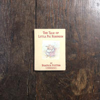 「THE TALE OF LITTLE PIG ROBINSON」Beatrix Potter(ビアトリクス・ポター)