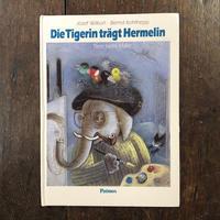 「Die Tigerin tragt Hermelin」Josef Wilkon(ヨゼフ・ウィルコン) Bernd Kohlhepp