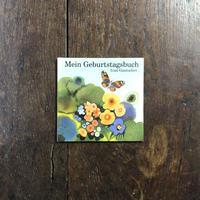 「Mein Geburtstagsbuch」Ivan Gantschev(イワン・ガンチェフ)