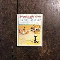 「Der gestiefelte Kater」Erich Kastner(エーリッヒ・ケストナー) Walter Trier