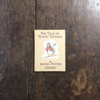 「THE TALE OF TIMMY TIPTOES」Beatrix Potter(ビアトリクス・ポター)