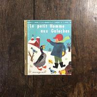 「Le petit Homme aux Galoches」J・P・Miller