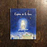 「L'opera de la lune(新版)」Jacques Prevert(ジャック・プレヴェール) Jacqueline Duhem(ジャクリーヌ・デュエーム)