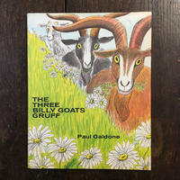 「THE THREE BILLY GOATS GRUFF」Paul Galdone(ポール・ガルドン)