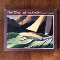 「The Wreck of the Zephyr(1983年1刷)」Chris Van Allsburg(クリス・ヴァン・オールズバーグ)