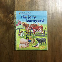 「the jolly barnyard」Annie North Bedford Tibor Gergely(ティボル・ゲルゲイ)