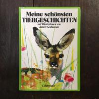 「Meine schoensten Tiergeschichten」Janusz Grabianski(ヤーヌシ・グラビアンスキー)