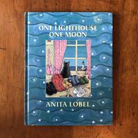 「ONE LIGHTHOUSE ONE MOON」Anita Lobel(アニタ・ローベル)