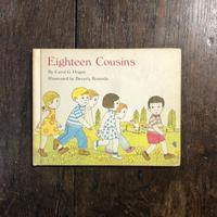 「Eighteen Cousins」Carol G. Hogan Beverly Komoda