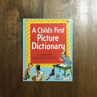 「A Child's First Picture Dictionary」LILIAN MOORE
