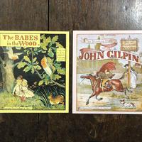 「THE DIVERTING HISTORY OF JOHN GILPIN〜(オズボーン・コレクション)」ランドルフ・コルデコット