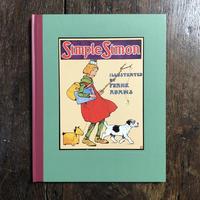 「THE STORY OF SIMPLE SIMON(とんまなサイモン オーピー・コレクション)」Frank Adams(フランク・アダムス)