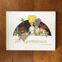 「Der Gartentraum」Ernst Kreidolf(エルンスト・クライドルフ)