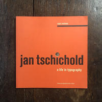 「Jan Tschichold a life in typography」Ruari Mclean