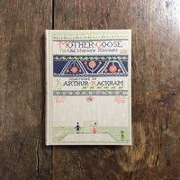 「MOTHER GOOSE THE OLD NURSERY RHYMES(マザーグース オーピー・コレクション1)」Arthur Rackham(アーサー・ラッカム)
