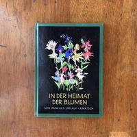 「IN DER HEIMAT DER BLUMEN」Annelies Umlauf-Lamatsch Ida Bohatta(イーダ・ボハッタ)