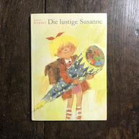 「Die lustige Susanne」Lilo Hardel Eberhard Binder