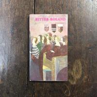 「RITTER ROLAND」Dusan Kallay(ドゥシャン・カーライ)