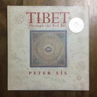 「TIBET Through the Red Box」Peter Sis(ピーター・シス)