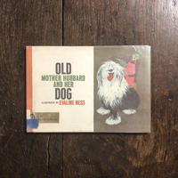 「OLD MOTHER HUBBARD AND HER DOG」Evaline Ness(エバリン・ネス)