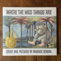 「WHERE THE WILD THINGS ARE」Maurice Sendak(モーリス・センダック) Limited Poster 付き