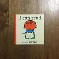 「I can read」Dick Bruna(ディック・ブルーナ)