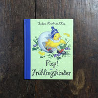 「Piep/Fruhlingskinder」Ida Bohatta(イーダ・ボハッタ)