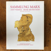「SAMMLUNG MARX」Andy Warhol(アンディ・ウォーホル)