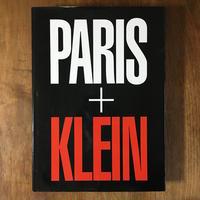 「PARIS+KLEIN」WILLAM KLEIN