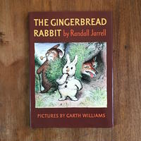 「THE GINGERBREAD RABBIT」Randall Jarrell GARTH WILLIAMS(ガース・ウィリアムズ)
