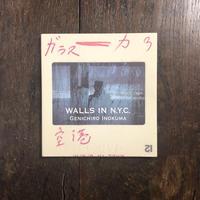 「WALL IN N.Y.C.」猪熊弦一郎