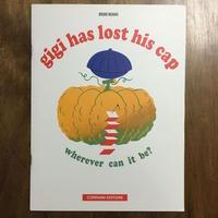 「gigi has lost his cap」BRUNO MUNARI