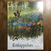 「Rotkappchen」Bernadette Watts(バーナデット・ワッツ)