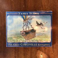 「THE GREAT CORGIVILLE KIDNAPPING」Tasha Tudor(ターシャ・テューダー)