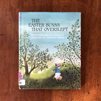 「THE EASTER BUNNY THAT OVERSLEPT」Priscilla & Otto Friedrich Adrienne Adams(エイドリアン・アダムス)