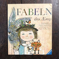 「FABELN des AESOP」A. und M. Provensen(アリス&マーティン・プロヴェンセン)