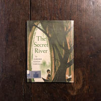 「The Secret River」Marjorie Kinnan Rawlings Leonard Weisgard(レナード・ワイスガード)