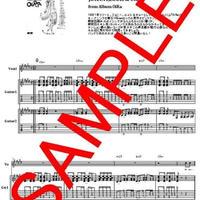 ジョニー・ルイス&チャー(JOHNNY, LOUIS & CHAR) / HEAD SONG  バンド・スコア(TAB譜)
