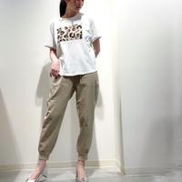5/11インスタライブ レオパードプリントTシャツ (ロージー R352601)