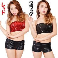 【LuxuryRose】スパンショートベアトップ