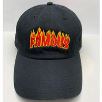"【World wide Famous】FIRE ''FAMOUS ""  CAP"