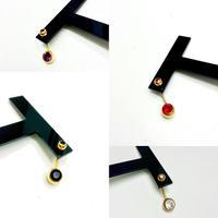 【LuxuryRose】4色あり❣️ ラインストーン へそピアス ボディピアス