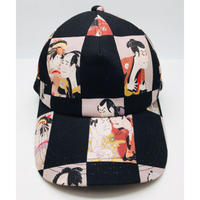 【World wide Famous】UKIYOE   CAP