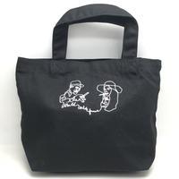 【World wide Famous】 ワールドワイドフェイマス   Original デザイン ミニトートバッグ