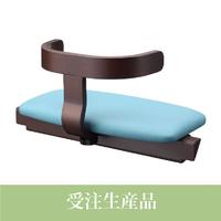 【受注生産】lec-0007 アップライトチェア用 ベビーシート(フレーム8色 +  合成皮革10色)