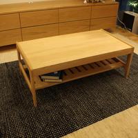 Lv-ltrb-b ルボア リビングテーブル ブナ材