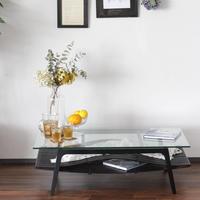 現品SALE品/関西地区限定 Lv-tsha-034  PERFORMAX ガラスセンターテーブル