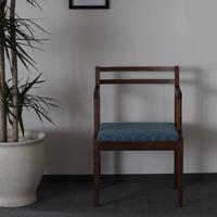 現品限り対象 Dining Chair / Salvia(ウォールナット材/タンバリン)