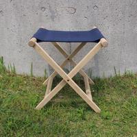 lefz-sk-02  帆布折りたたみ椅子ネイビー